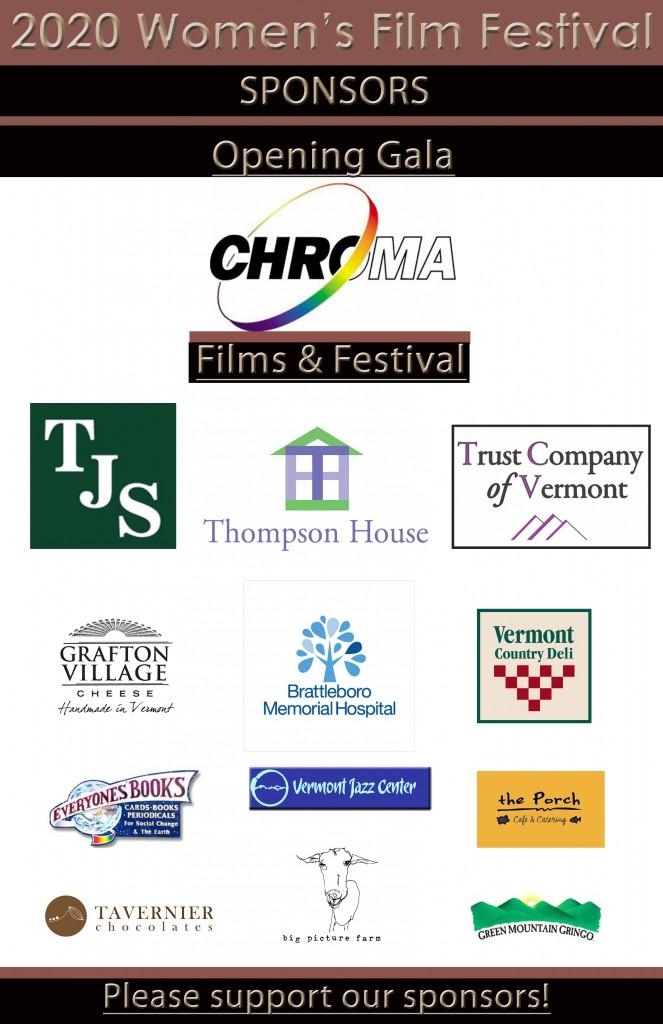 2020 Film Fest Sponsors